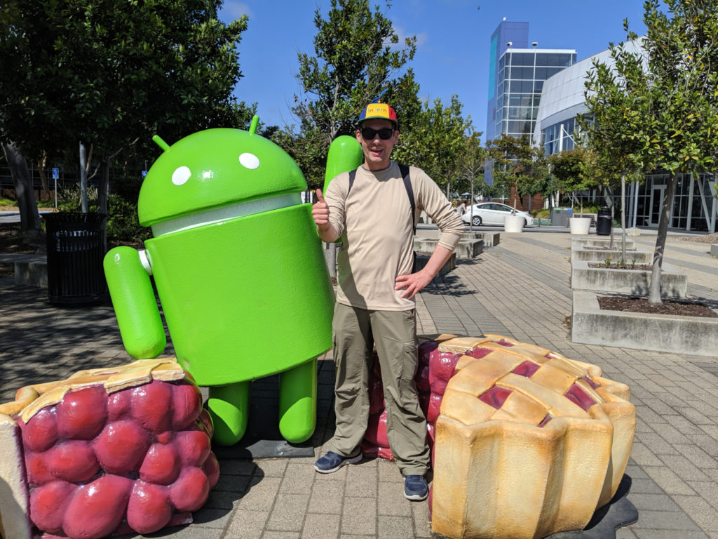 2019 bei Google in Mountain View